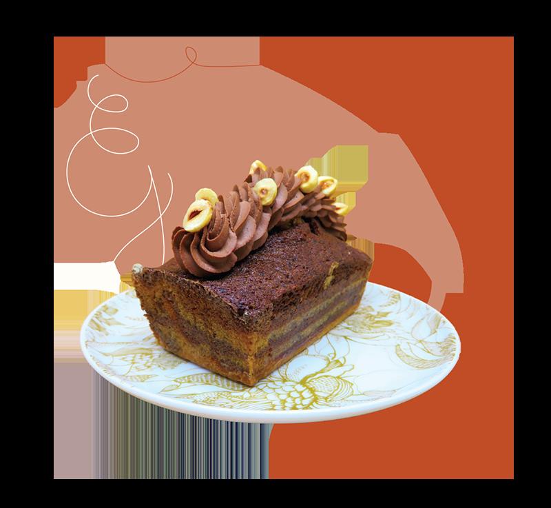 Cake Marbré de La Gastelerie