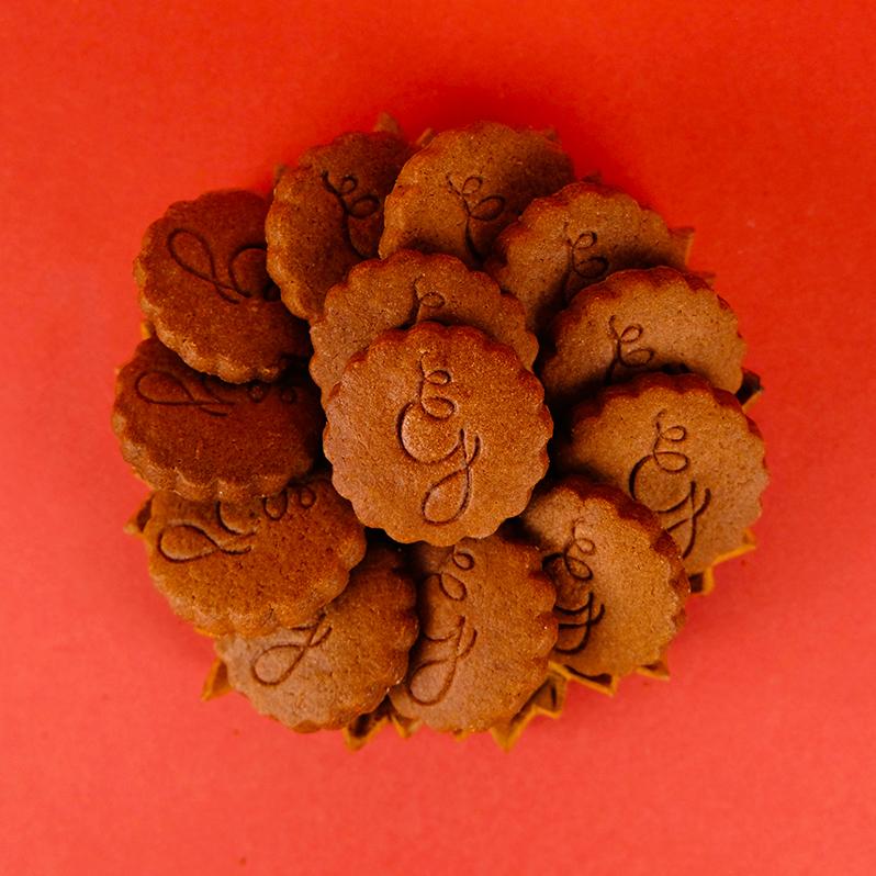 Biscuits Sablés au Cacao La Gastelerie