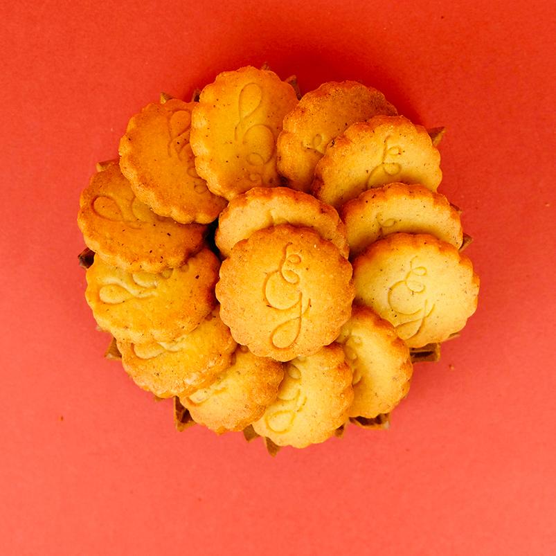 Biscuits Sablés à la noisette - La Gastelerie