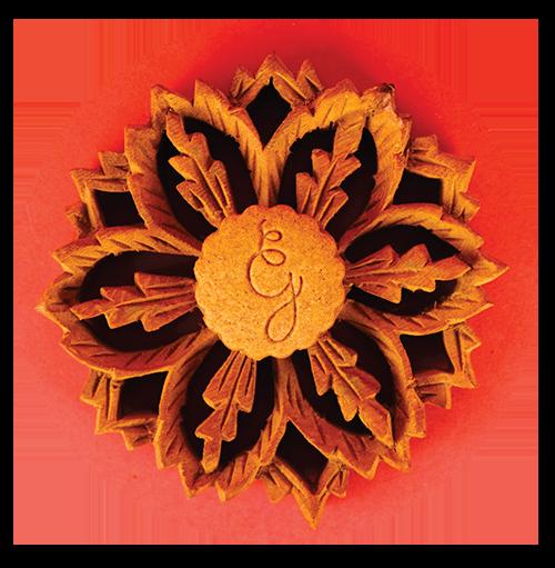 Biscuit logo de la Gastelerie