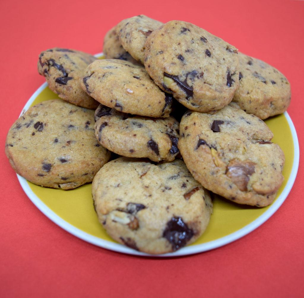 Mini Cookie Chocolat Noir