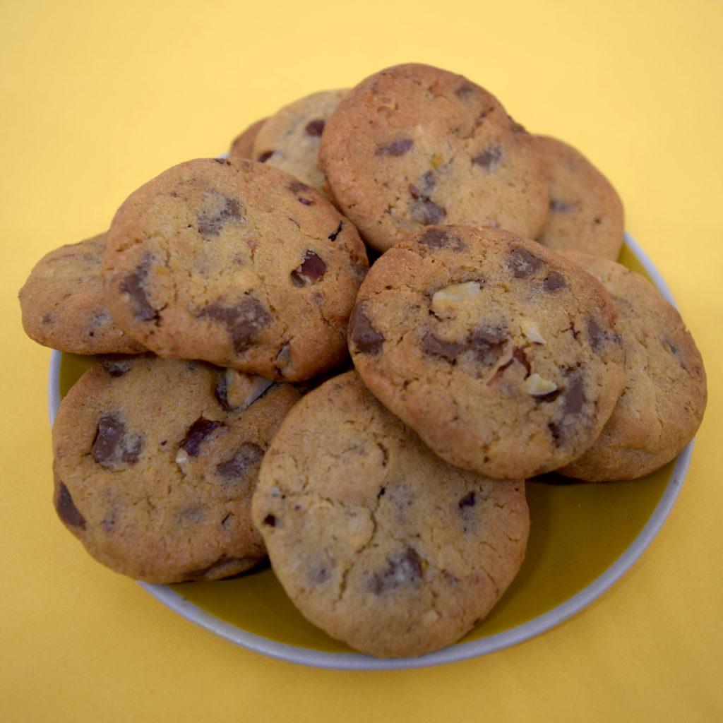 Mini Cookie Chocolat au Lait