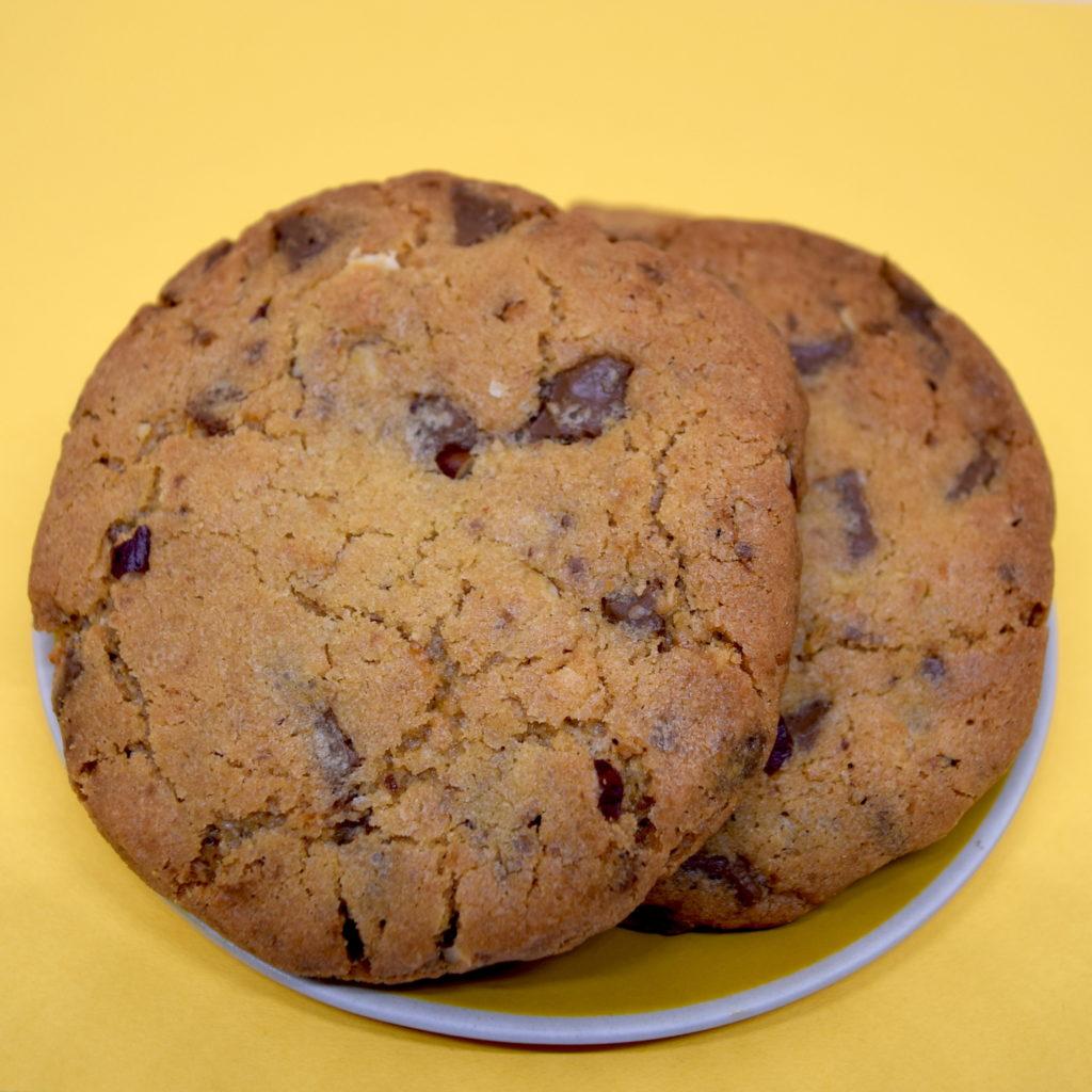 Cookie Entier Chocolat au Lait