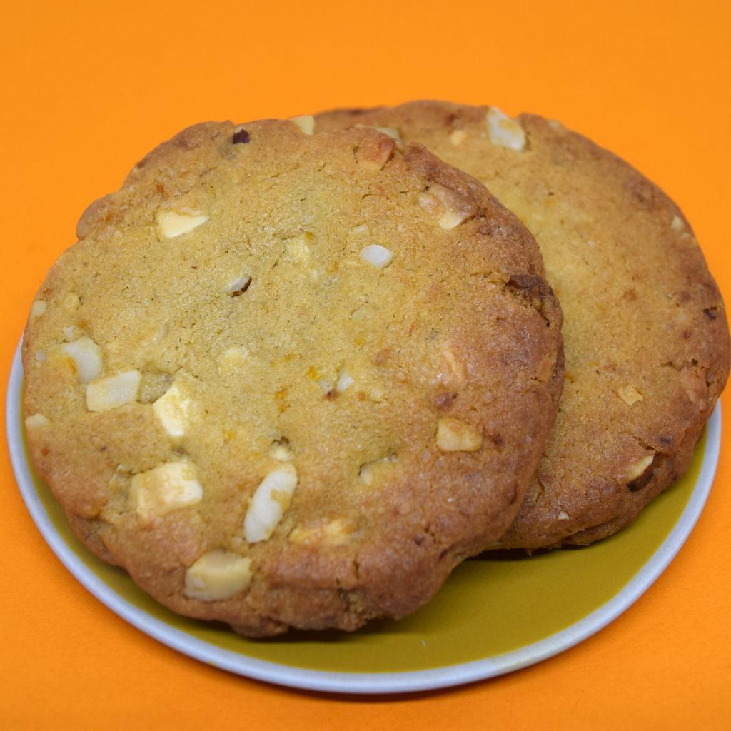 Cookie Entier Chocolat Blanc