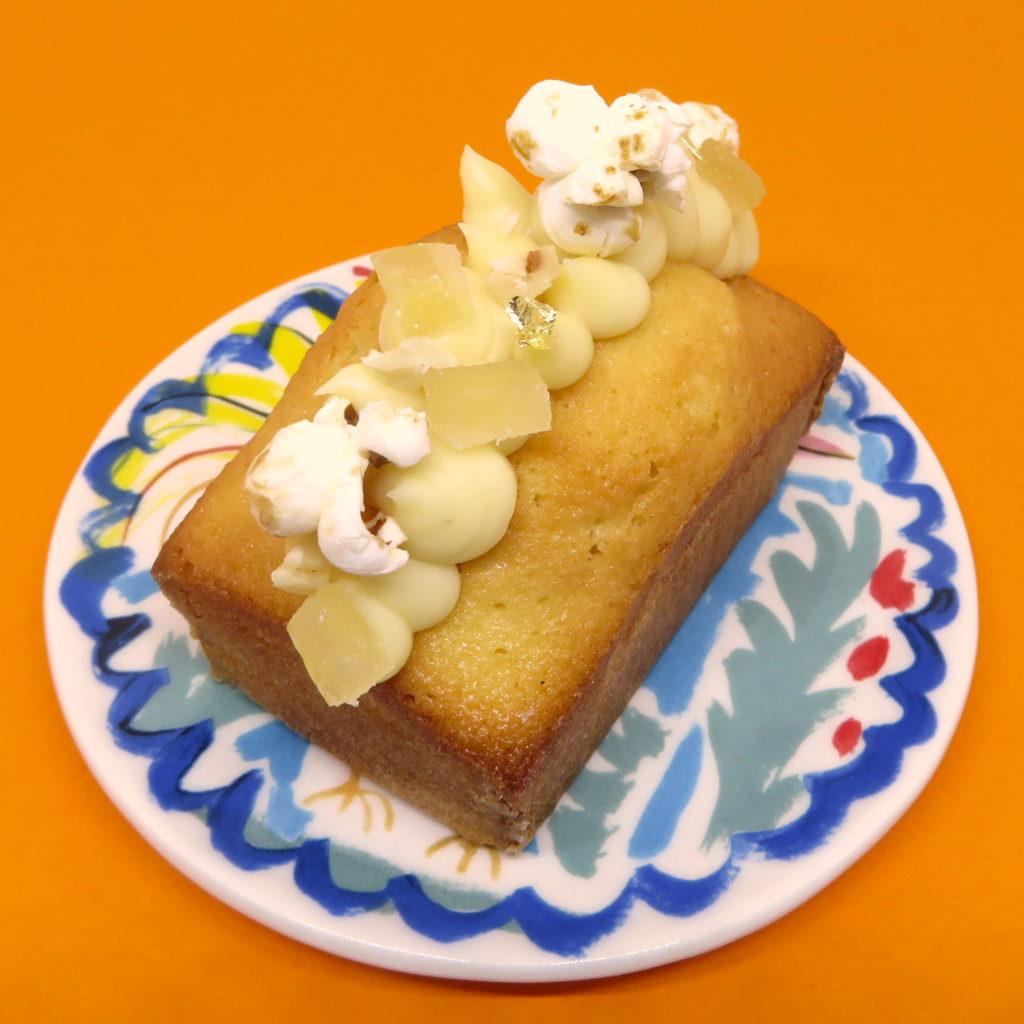 Cake au citron individuel