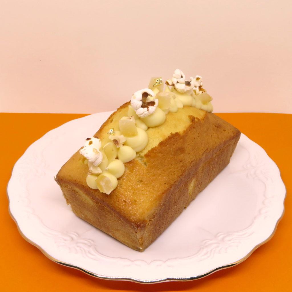 Cake au citron 4p/6p