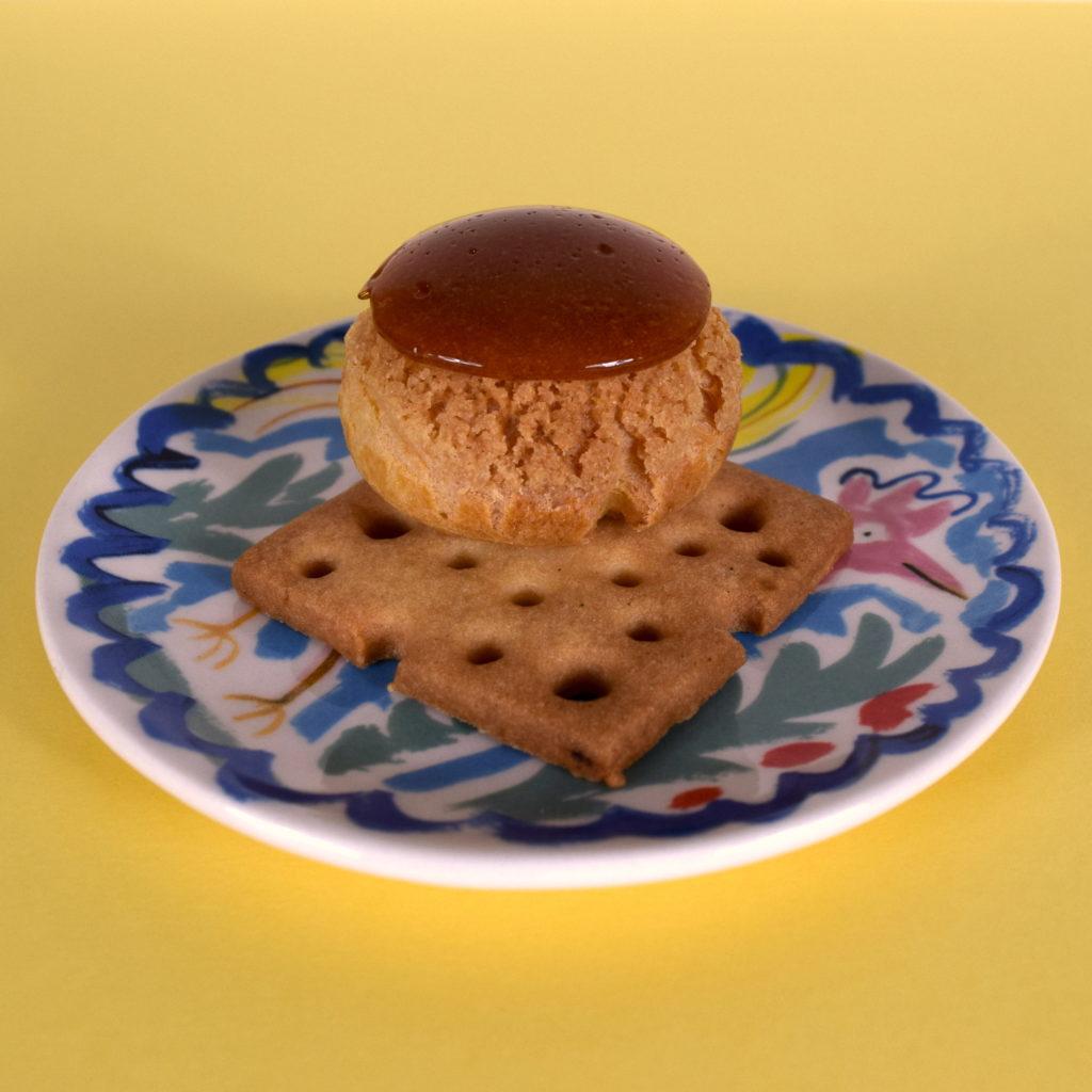 Le Gastel-Choux au caramel