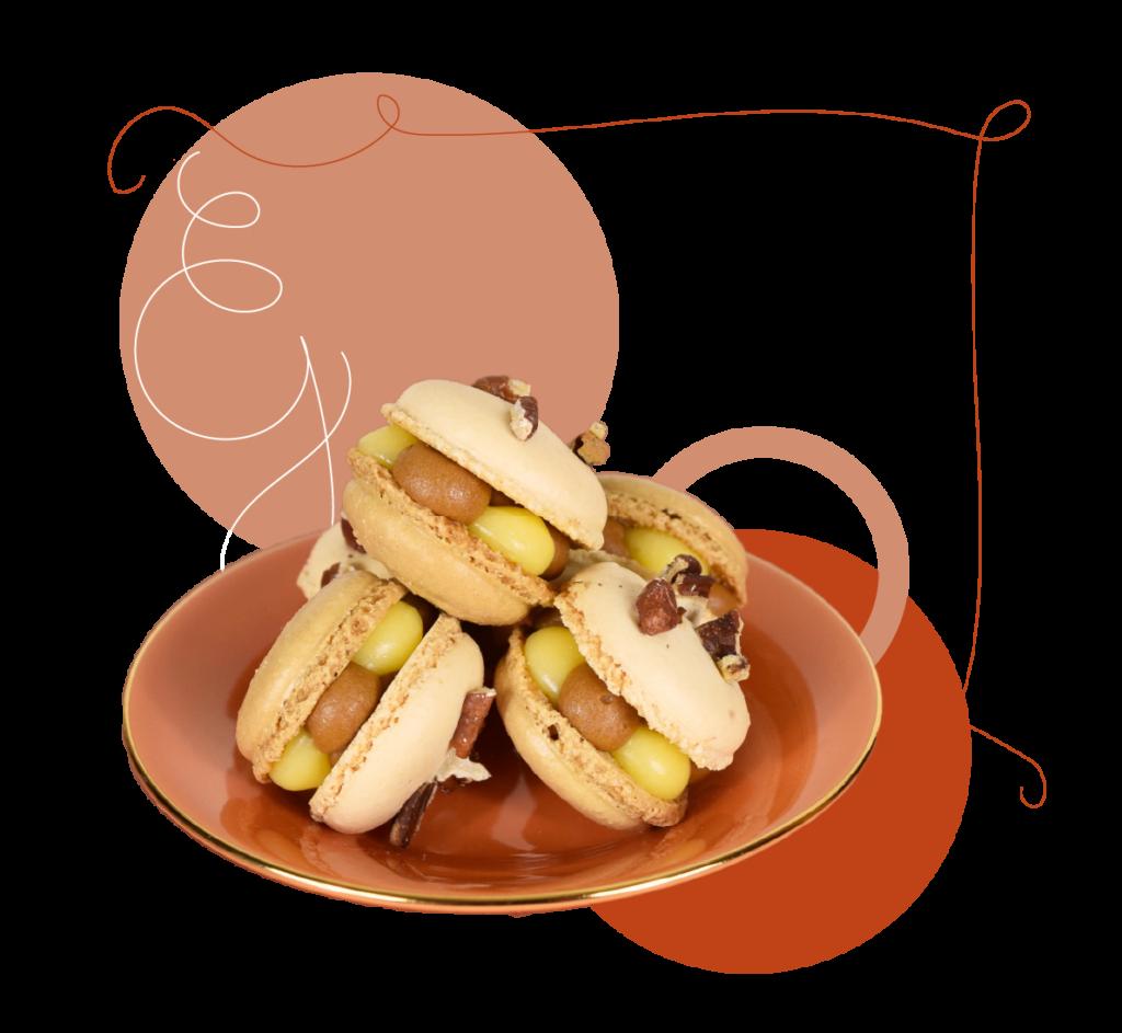 Macaron du Mois-Novembre