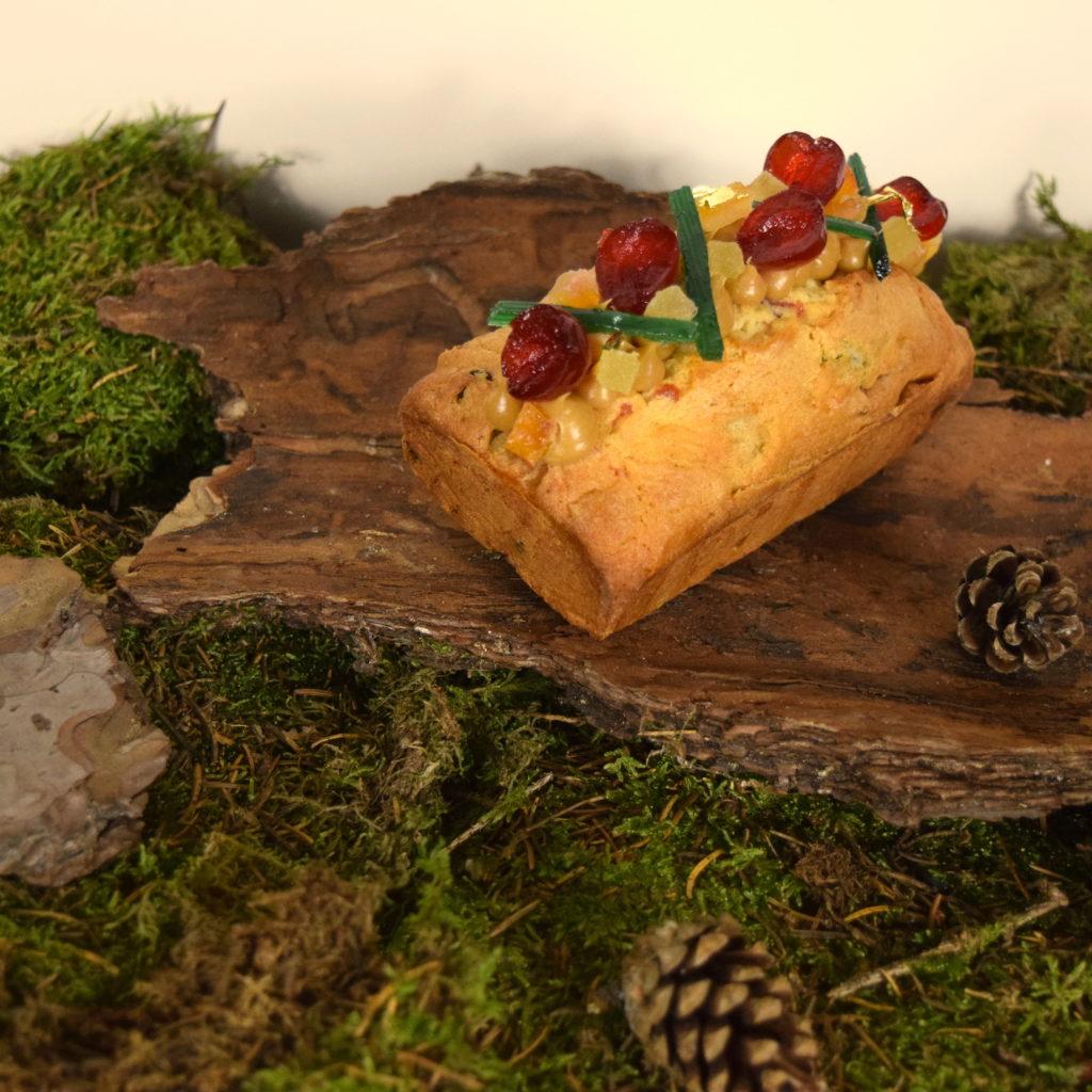 CAKE AUX FRUITS CONFITS NOËL 2020